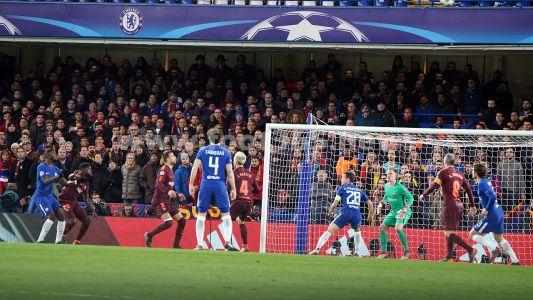 Chelsea FCBarcelone 034