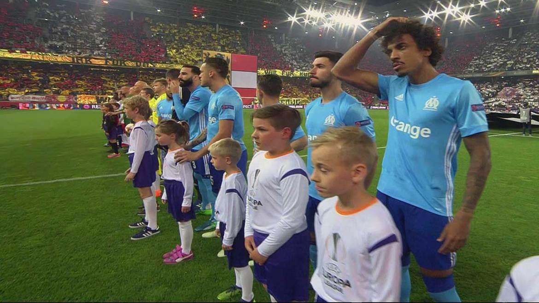 Europa ligue : Salzbourg 2 – Maseille 1 , les phocéens ont eu chaud ( vidéo)