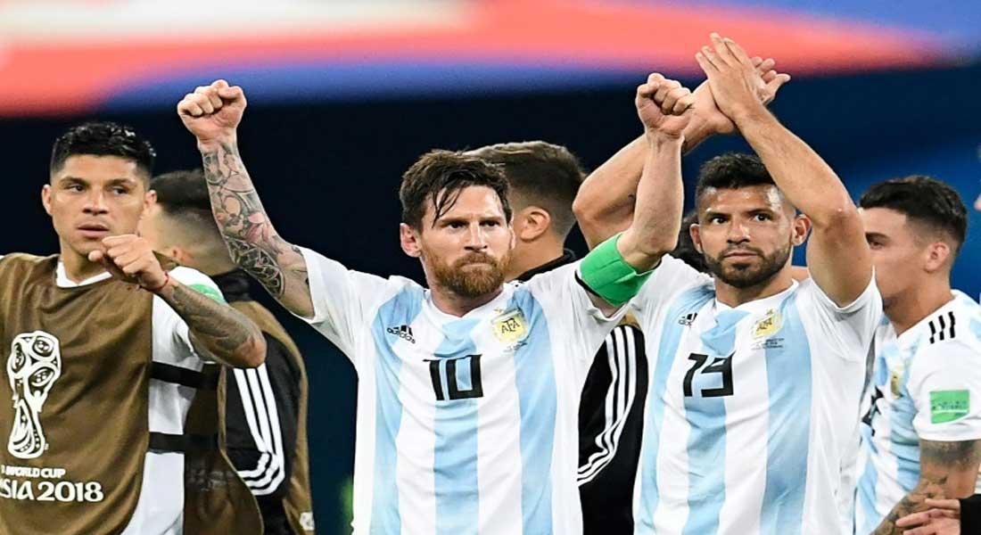Mondial 2018: Argentine 2 – Nigéria 1, Messi ira défier la France en 8e