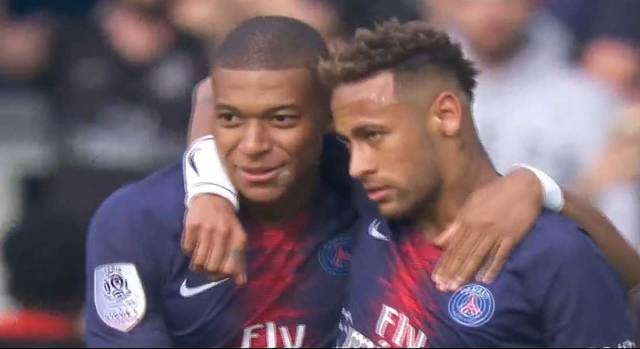 France : Metz 1 – PSG 3