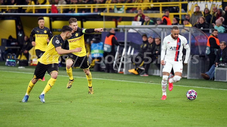 C1 : PSG – Dortmund, ça sera à huis clos