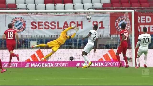 Bundesliga : Wolfsburg 0- Dortmund 2, Bayern Munich 5 – Frankfort 2 ,