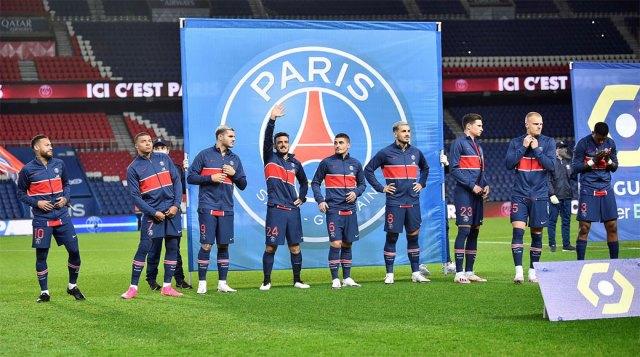 Ligue 1 Uber Eats  : Reims – PSG (0-2) – vidéo