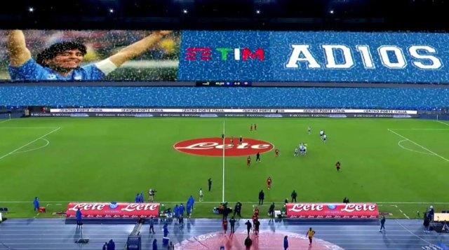 Italie : Naples 4 – AS Rome 0