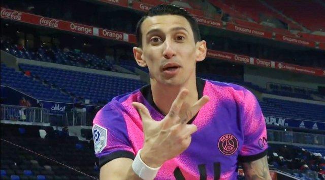 Ligue 1 : Lyon 2 – PSG 4