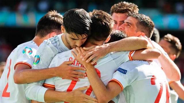 EURO 2020 : Espagne  – Croatie (5- 3)