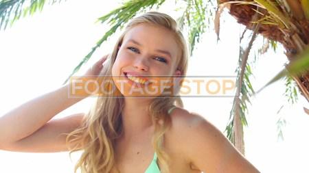 generation-z-girl-stock-video-footage