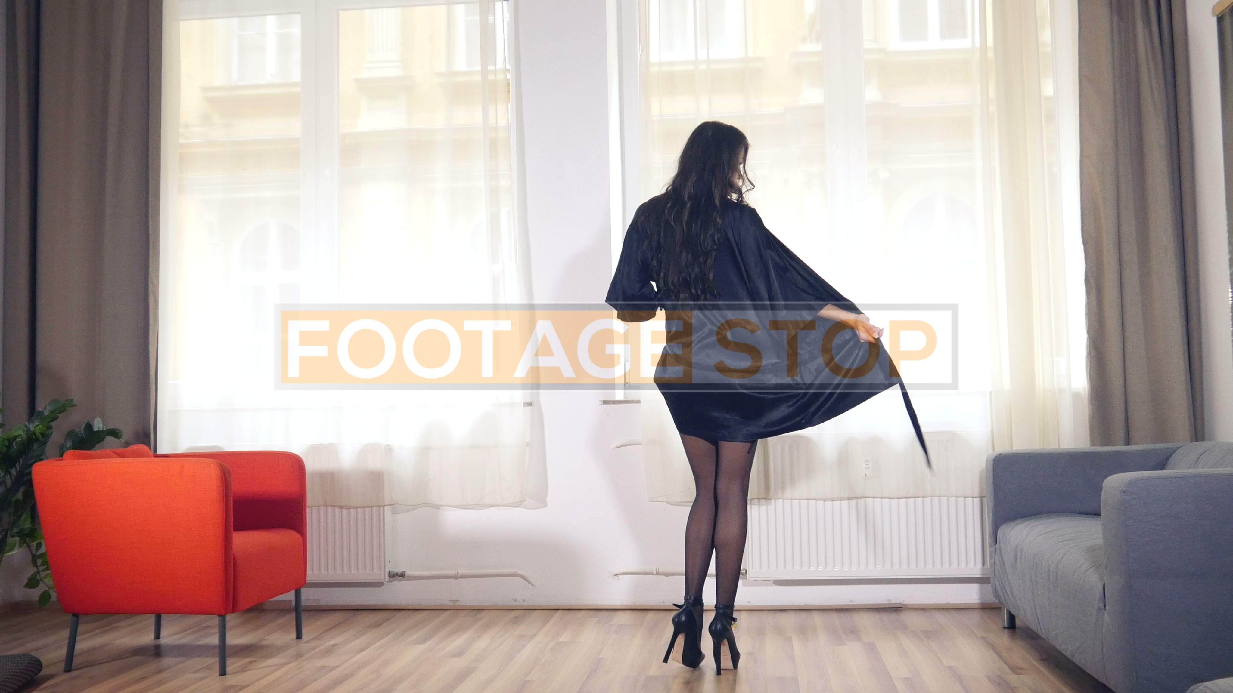 sexy-walk-lingerie-woman-fitness-body-stock-video