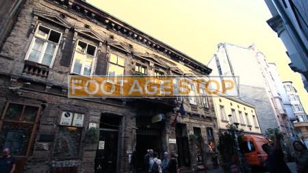 Szimpla-kert-Budapest-travel-editorial-stock-video