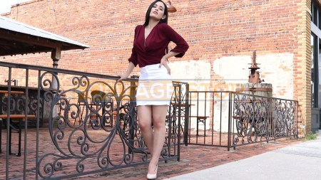 hispanic-woman-street-style-portrait-fashion-beauty-stock-video