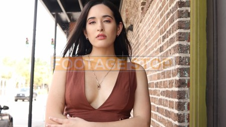 hispanic-girl-gen-z-street-style-portrait-fashion-beauty-stock-video