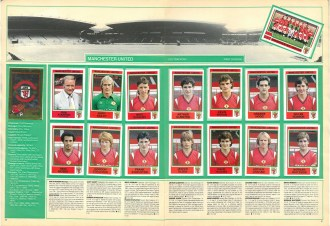 Manchester United 1985