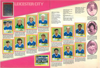 Leicester City 1987