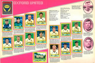 Oxford United 1987