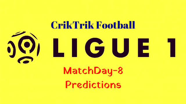 ligue 1 matchday 8 predictions