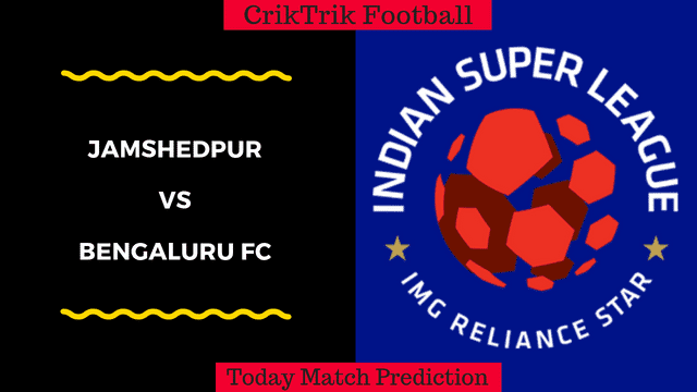 jamshedpur vs bengaluru isl match prediction