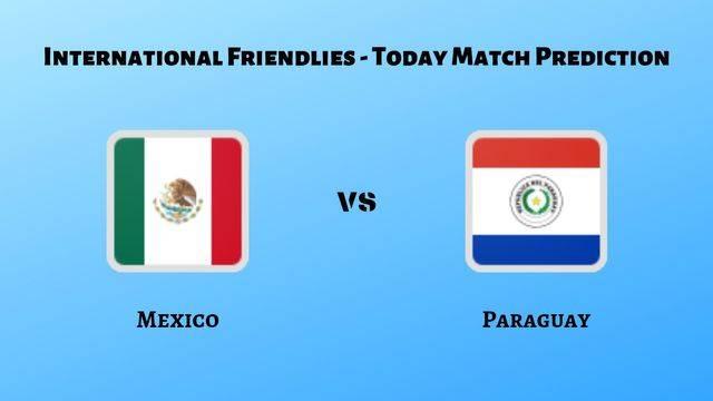 Mexico vs Paraguay