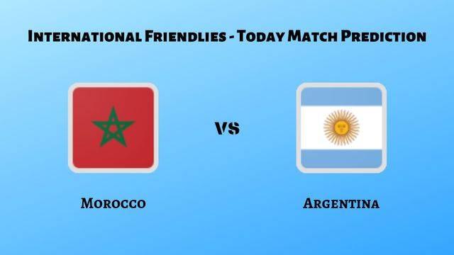 Morocco vs Argentina