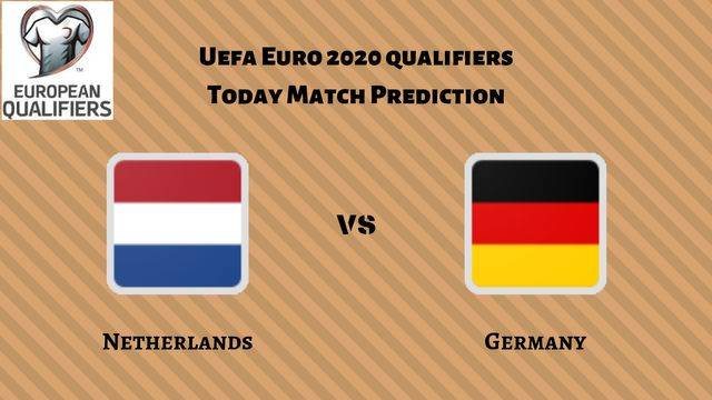Netherlands vs Germany