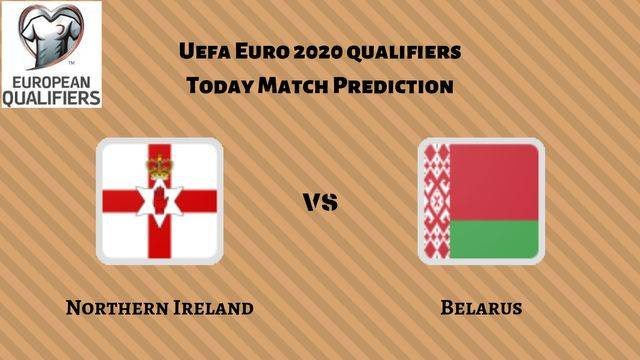 Northern Ireland vs Belarus