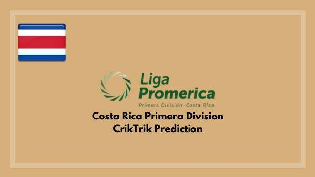 liga fpd - San Carlos vs Cartagines Today Match Prediction - 31/5/2020