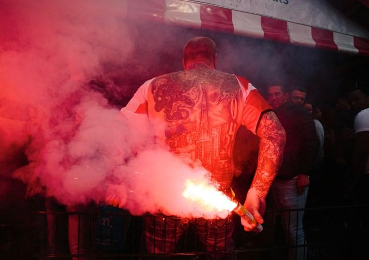 PSV Eindhoven won the Eredivise