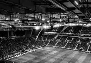 Porto FC experience: Estadio do Dragao.