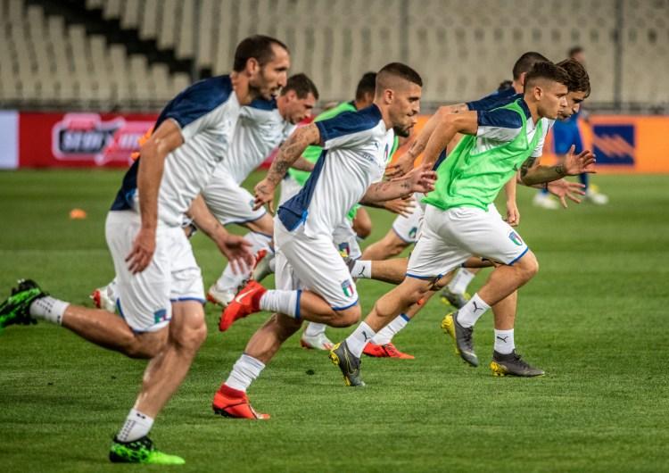 Azzurri in grande stile: 3-0 alla Grecia.