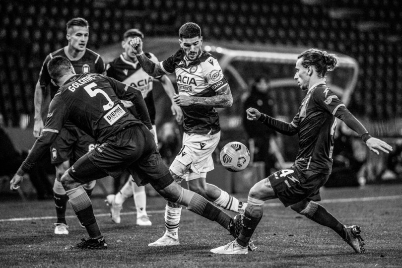 udinese, fotogallery