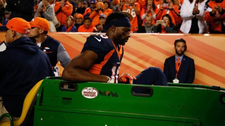 NFL injury report week 7