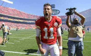 Alex Smith overrated