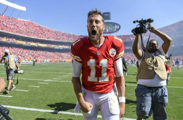 Alex Smith Player Profile