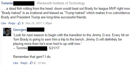 NFL hot takes