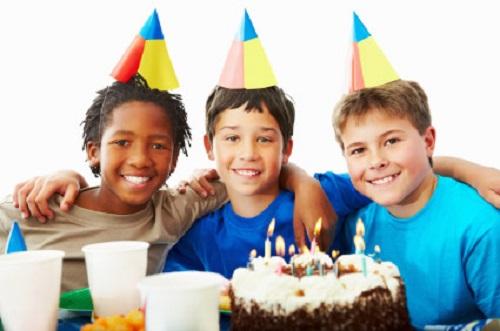 Mikey Birthday