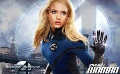 susan storm - invisible woman