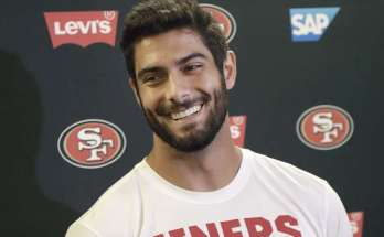 Jimmy Garoppolo Player Profile