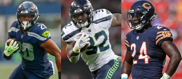 Week 14 Fantasy Football Start Or Sit Jordan Howard Chris Carson