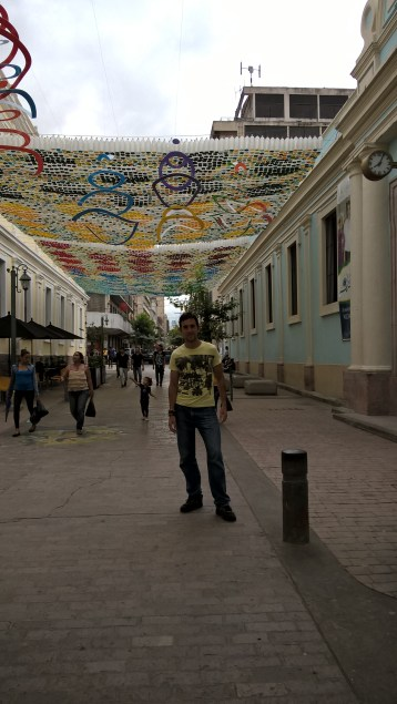 Downtown Tegucigalpa