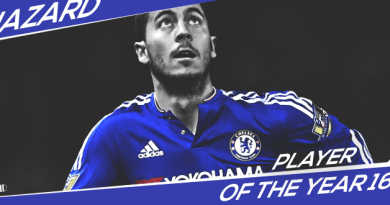 Premier League Player of the Year 2016/17 | Eden Hazard