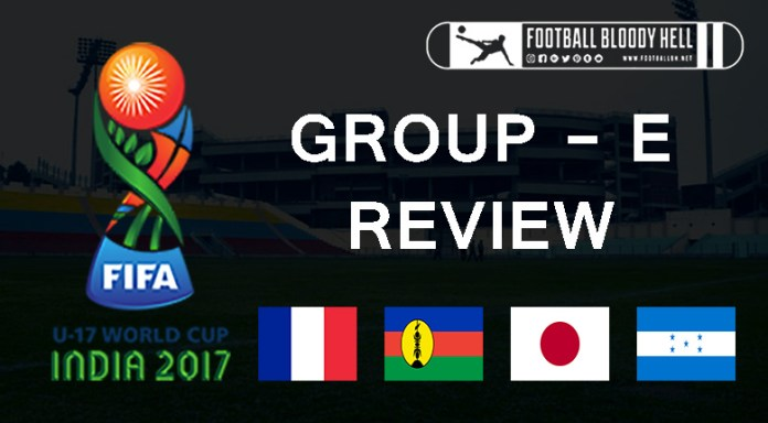 Group E Review | FI