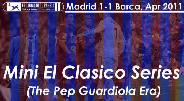 El Clasico Mini Series | Real Madrid 1-1 Barcelona ...