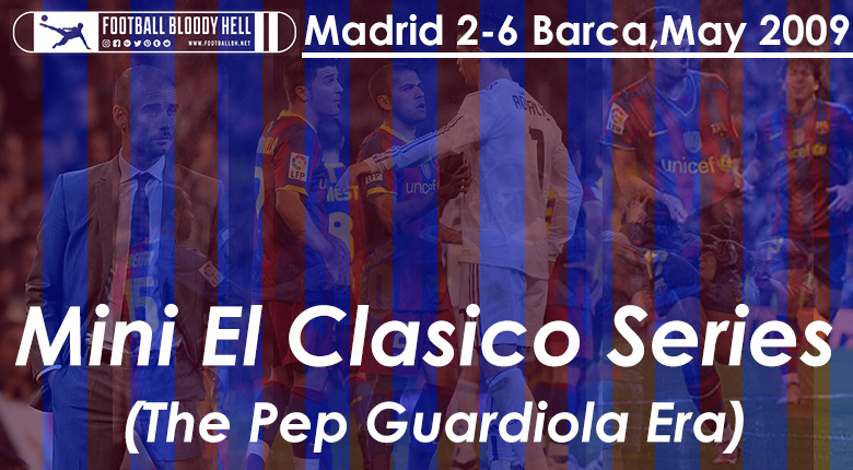 Real Madrid 2-6 Barcelona | FI