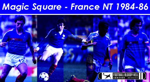 Carre Magique | The Magic Square - Football Bloody Hell