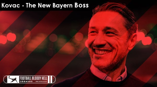 A look into Niko Kovac's Eintracht Frankfurt and what he ...