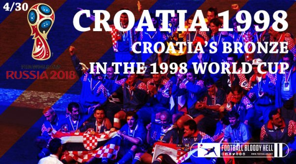 4/30 | Why Croatia's 1998 is among the biggest triumphs in ...