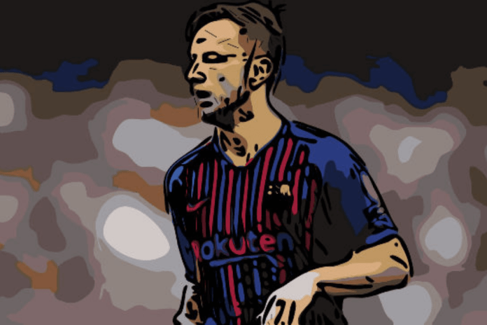 Ivan Rakitic Barcelona Tactical Analysis Statistics