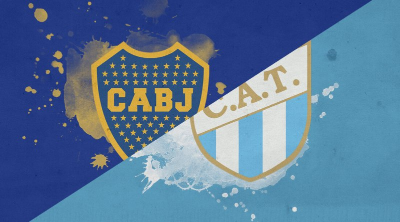 Boca Juniors Atletico Tucuman Superliga Tactical Analysis