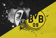 Bundesliga 2018/19: Freiburg vs Borussia Dortmund Tactical Analysis Statistics