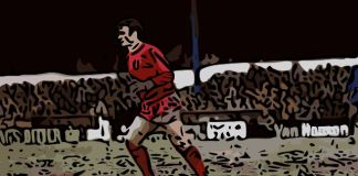 Tommy Smith Liverpool Anfield Iron