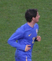 Pato scored for AC Milan against Barcelona after just 24 seconds